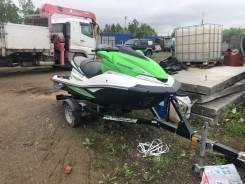 Kawasaki ultra 260 без пробега по РФ