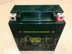 Мото аккумулятор WBR 12-5-A (12N5-3B, YB5L-B) 5Ач AGM