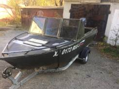 Продам лодку Север 420 Двигатель Ямаха 40 4такта