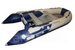 Надувная Лодка ПВХ Aquasparks SD-400