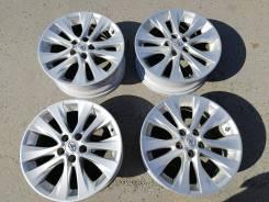 Оригинальные литые диски Тойота R18, 5/114