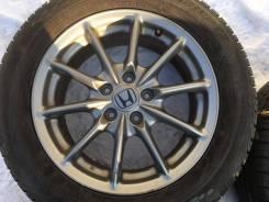 =Оригинал= Комплект дисков Honda 17 J7 5x114,3 ET55 #Japan