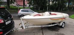 Продам корпус катера, лодки с прицепом