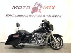 Harley-Davidson Electra Glide Classic FLHTC, 2012
