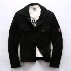 Куртка Avirexfly (кожа, замша)