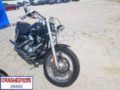 Harley-Davidson Dyna Super Glide Custom FXDC, 2008