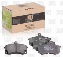 Колодки торм. диск. пер. для а/м ВАЗ 2110 Linea Perfezione PFP7970 Trialli PFP7970