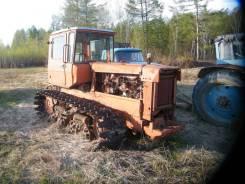 Вгтз ДТ-75Б, 1988