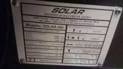 Лодка Солар 380+ Мотор Меркури 15