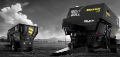 Горизонтальный смеситель-кормораздатчик Celikel Brassus H10