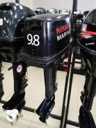 Лодочный мотор Nissan Marine NS 9,8 бу