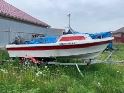 Продам катер Yamaha Fish 17