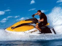 "Наклейки на гидроскутер ""Sea Doo Bombardier 3D"""