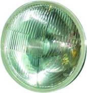 Оптический элемент фары ВАЗ-2101, ГАЗ, УАЗ б/подсвет, б/отраж H4 (P43) [62.3711200-09]