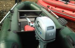 Лодка тайга-340