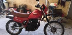 Honda XLR, 1992