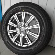 Новые шины и диски на Toyota LC- 200