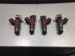 Форсунки топливные Nissan March AK12, CR12DE, комплект, 16600AX000
