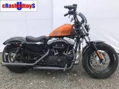 Harley-Davidson Sportster Forty-Eight XL1200X 44036, 2015