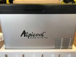 Автомобильный холодильник компрессорный Alpicool 50л 12V/24V220V C-50