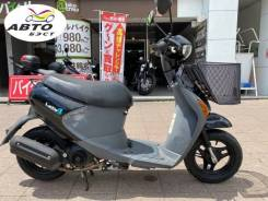 Suzuki Lets 4 (B9770), 2009