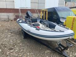Продам катер (лодку ) ! Риб ! 2012г ! Мотор 70 л. с.