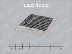 Фильтр салона LYNXauto LAC-141C Toyota/Lexus/Subaru/Scion/