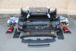 Рестайлинг Lexus GX460 2009-2012 в 2013-2019 год. Полный комплект