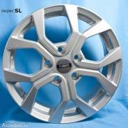 Новые диски Renault Duster. Nissan Teranno Neo R16