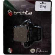 Тормозные колодки Brenta FT3046 FA346 (176)