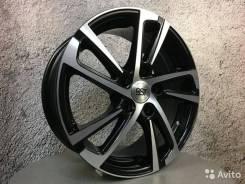 Новые диски Renault Duster. Nissan Teranno R16