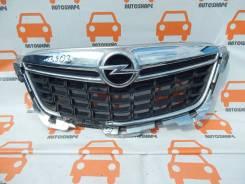 Решётка радиатора Opel Mokka 2012-2015 оригинал