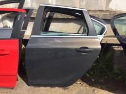 Дверь задняя левая Opel Astra J 2013г универсал