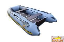 Лодка Marlin 3.4м + мотор Mikatsu (9.9 или 18лс)