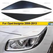 Реснички на фары для Opel Insignia 2008-2013