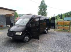 Mercedes-Benz Sprinter 412 D, 2000