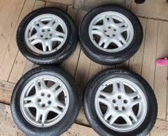 Комплект оригинальных дисков SubaruR16 (100x5)