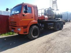 Кислотный агрегат Камаз 43118 Син-32