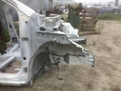 Передняя часть кузова Toyota Vitz, KSP90, 1KRFE