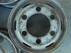Усиленные диски (12мм) R17.5x6.00 6x222.25 ЦО164