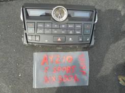 Блок управления климат-контролем Lexus NX300H