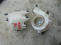Мотор печки Lexus NX300H, левый задний
