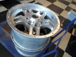 Комплект литых дисков American Outlaw Wheels R17 6*139.7 ET-10