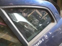 Стекло двери задней левой (форточка) для Ford Mondeo III 2000-2007