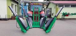 Пересаживатель деревьев тракторный Bystron для тракторов МТЗ