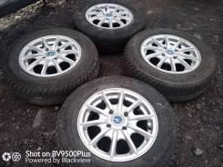 Комплект литых колёс на Ваз R13
