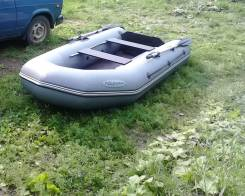 Лодка пвх лоцман 290 ск и плм хангкай 5 2х тактный
