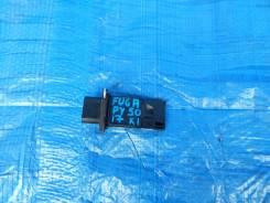 Датчик расхода воздуха Nissan FUGA Y50 конт1