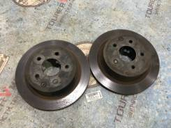 Тормозные диски задние Nissan x-trail NT30