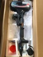 Лодочный мотор Hangkai 3.5 л. с. двухтактный